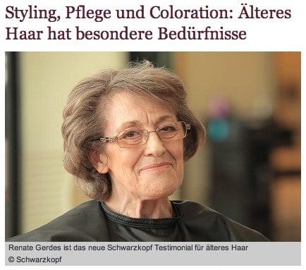 Renate Gerdes Schwarzkopf